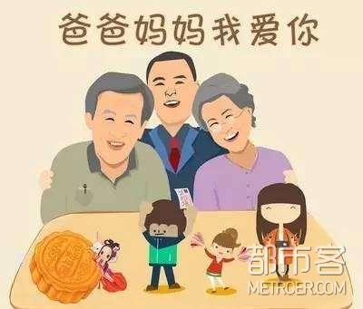 【city5月活动】感恩父母