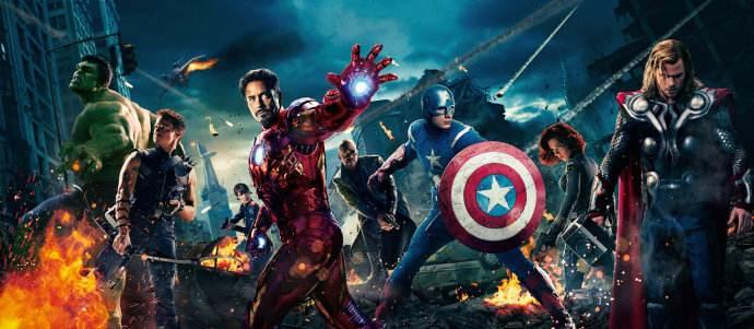【文娱4月】MY Avengers